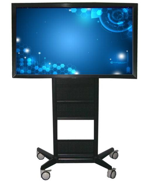 Interactive touch display
