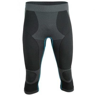 Mens 3/4 Compression Base Layer Pants - cottonpremierr