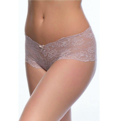 5 Pack Transparrent French Knickers - cottonpremierr