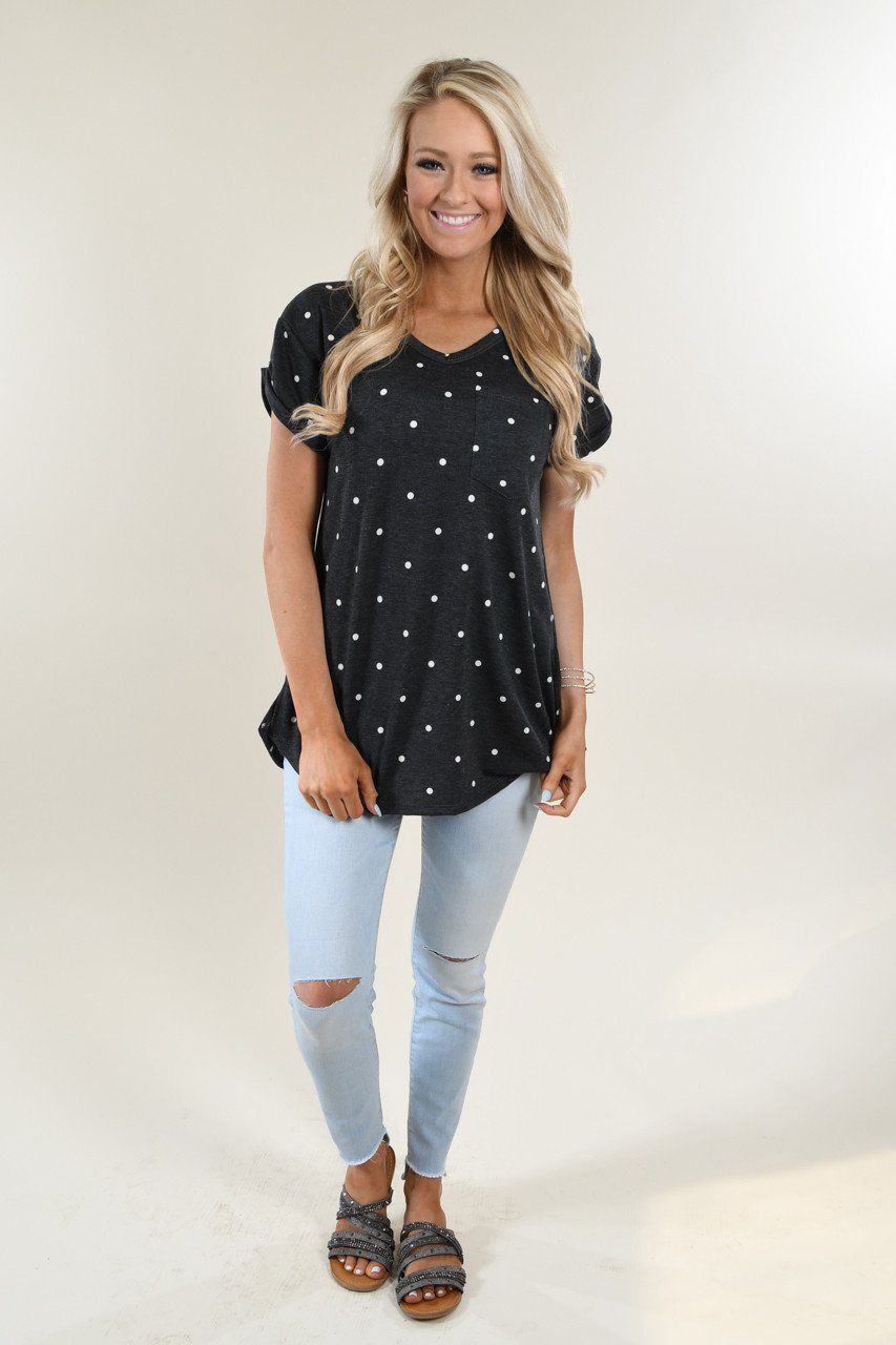 It's All About the Dots Top