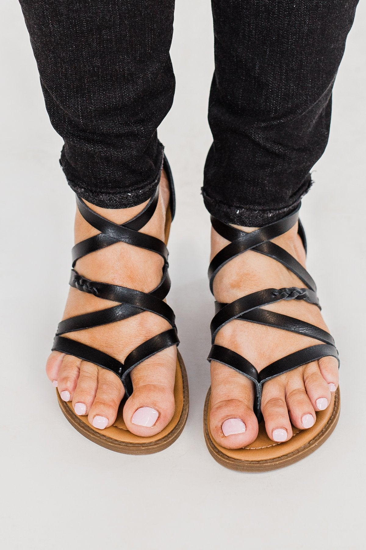 Blowfish Bungalow-B Sandals- Black