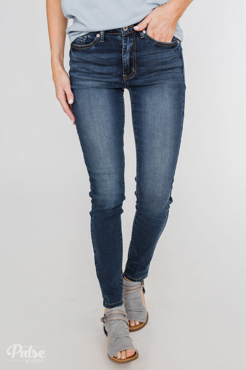 Kan Can Jeans- Audrey Wash