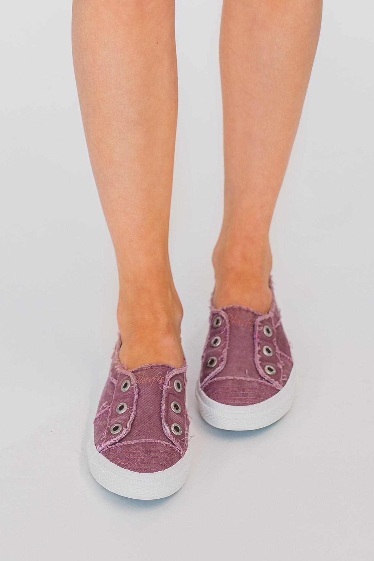 Blowfish Aussie Sneakers- Lavender Frost