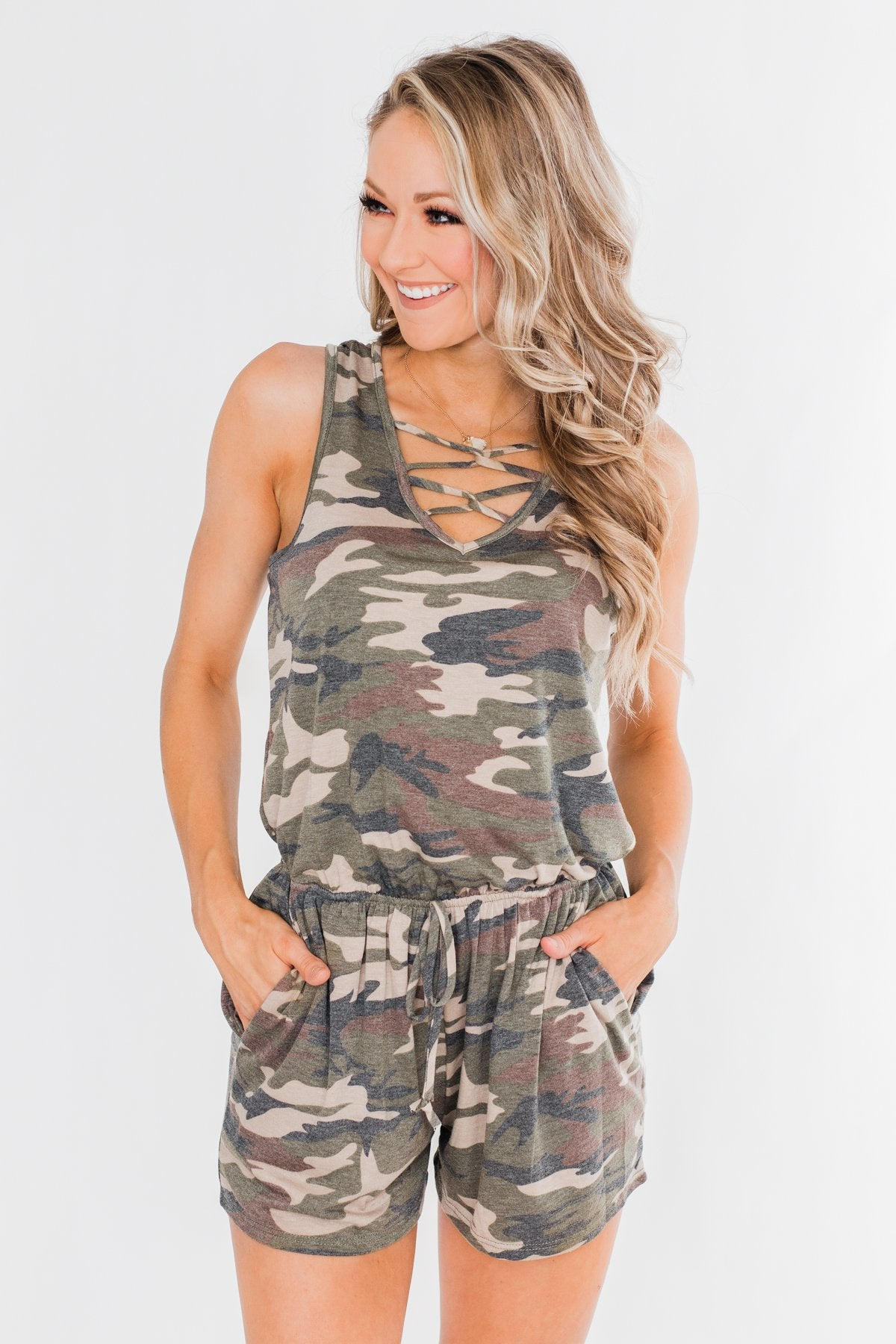 Camo Romper | Pestology