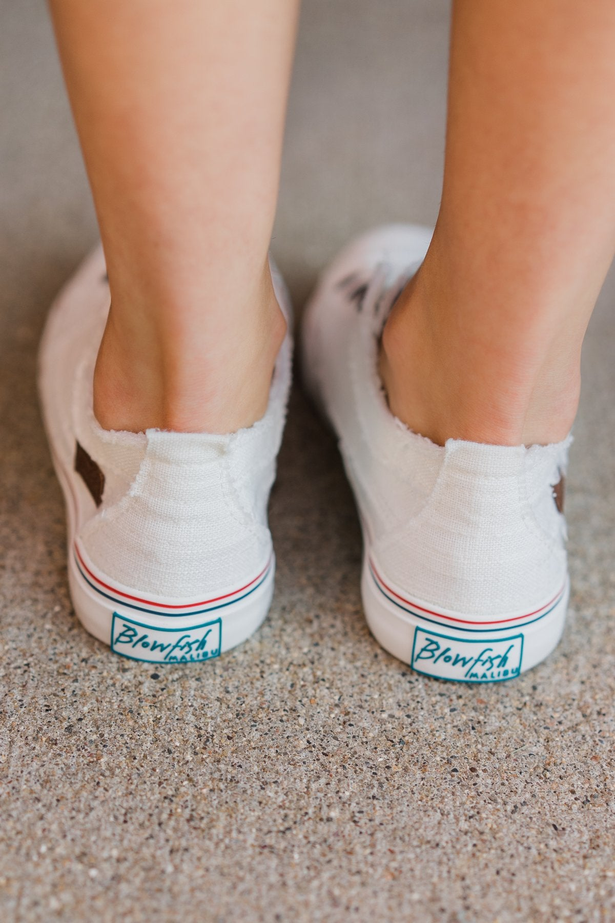 Blowfish Play Sneakers- White