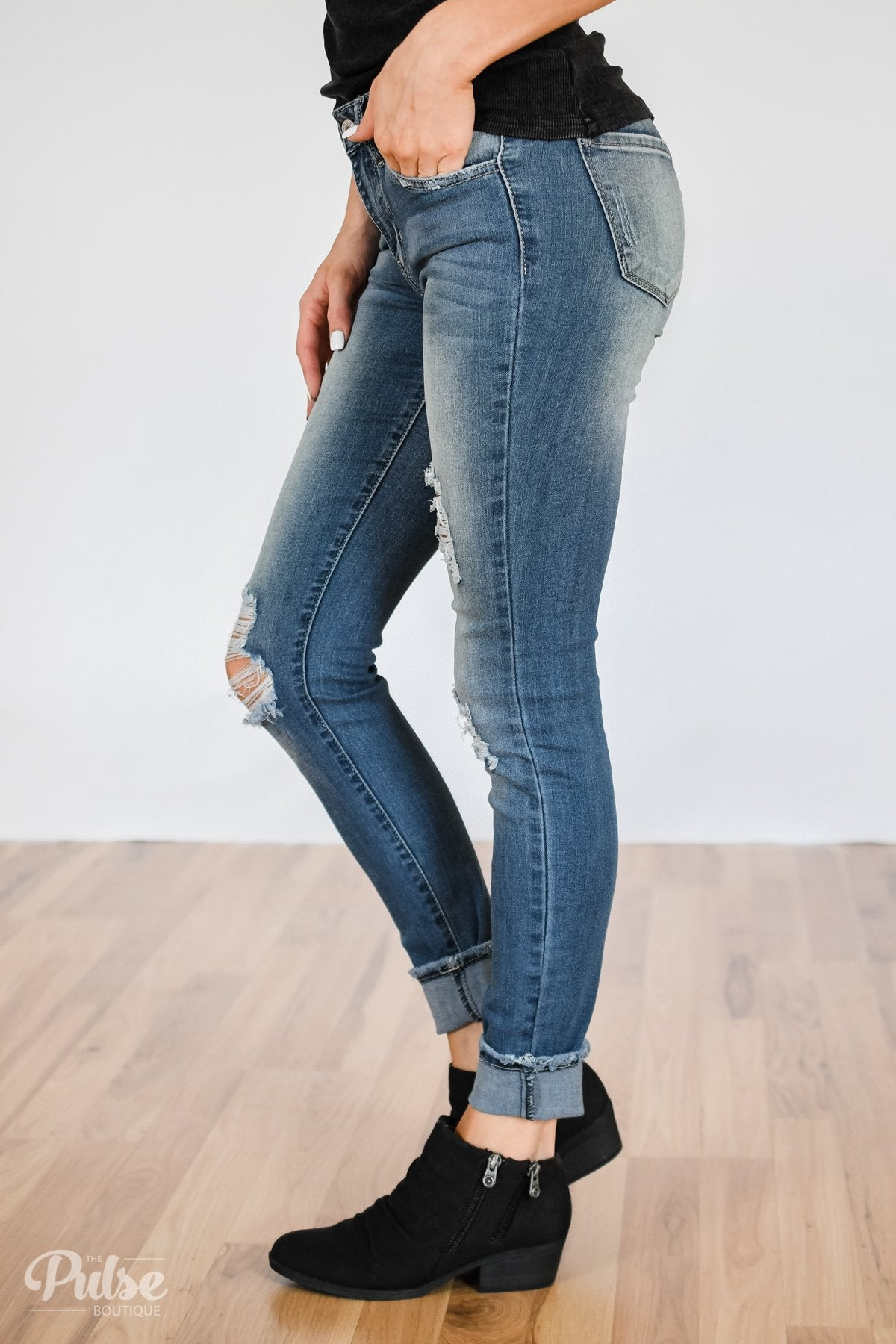 Kan Can Jeans- Lexi Wash