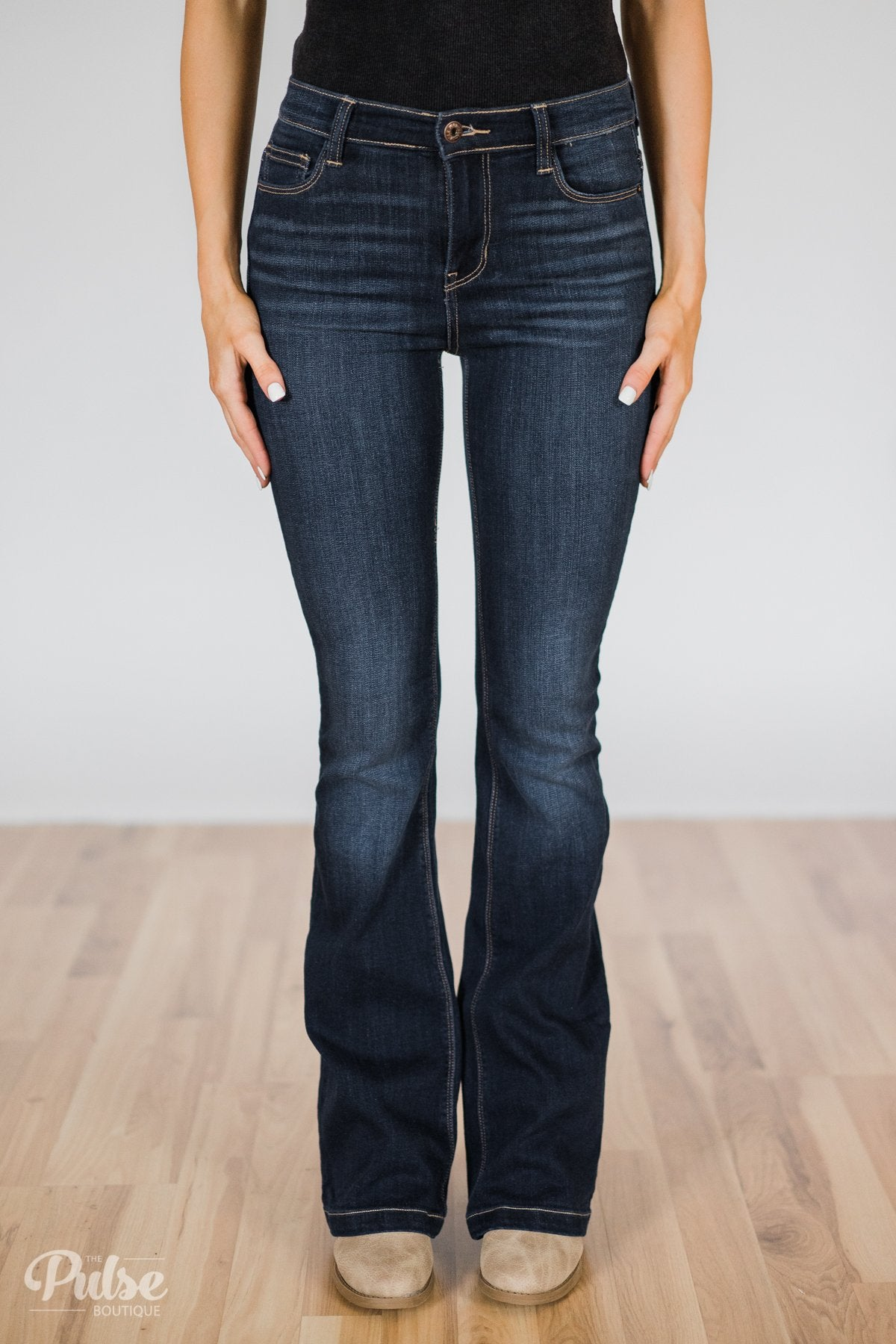 Kan Can Jeans - Janine Wash