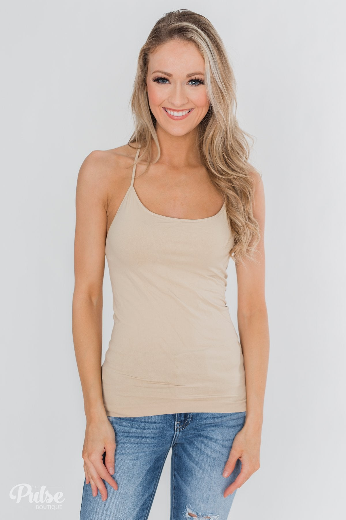 Keep Me Company Color Block Top - Grey & Dusty Pink