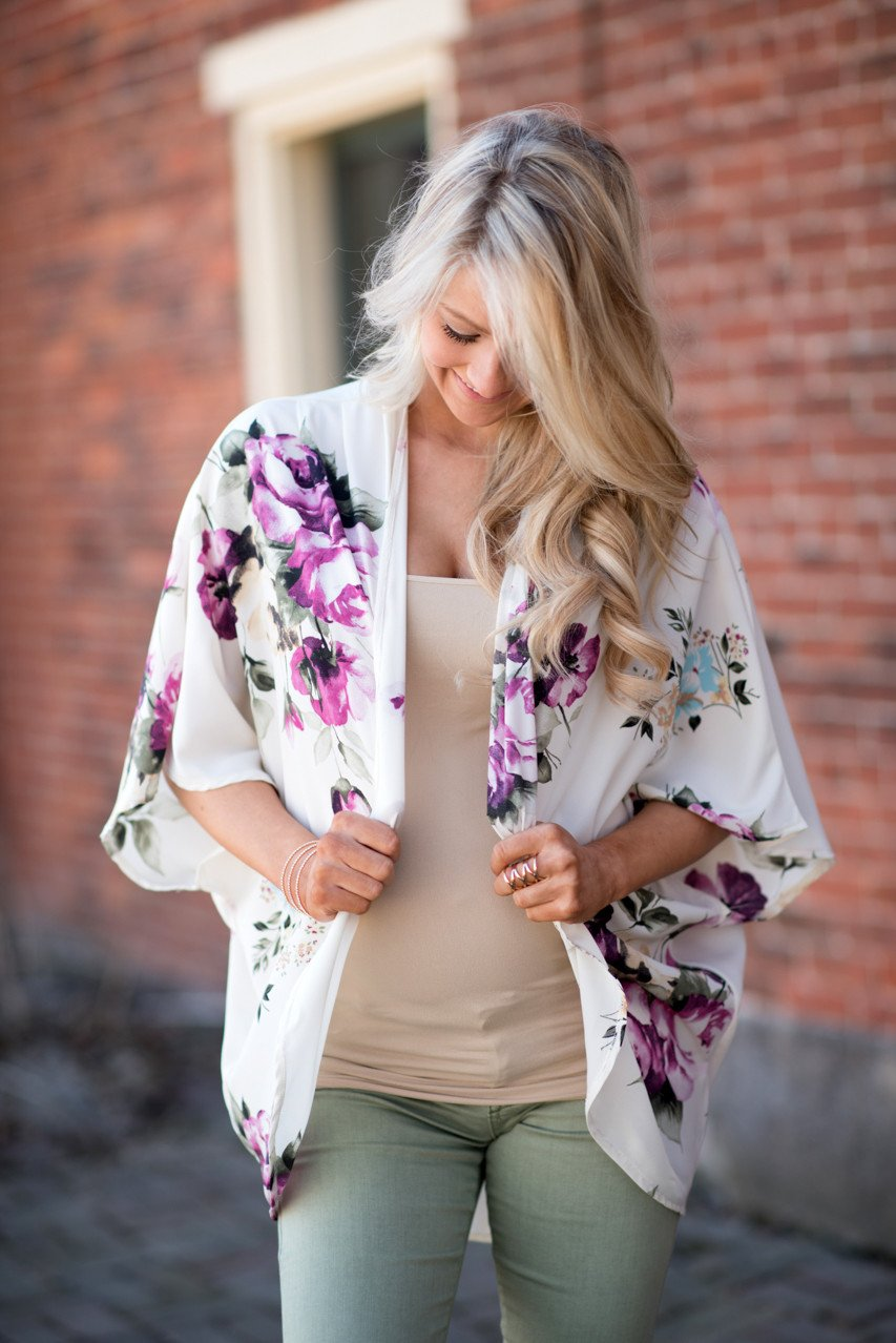 All the Feels Kimono