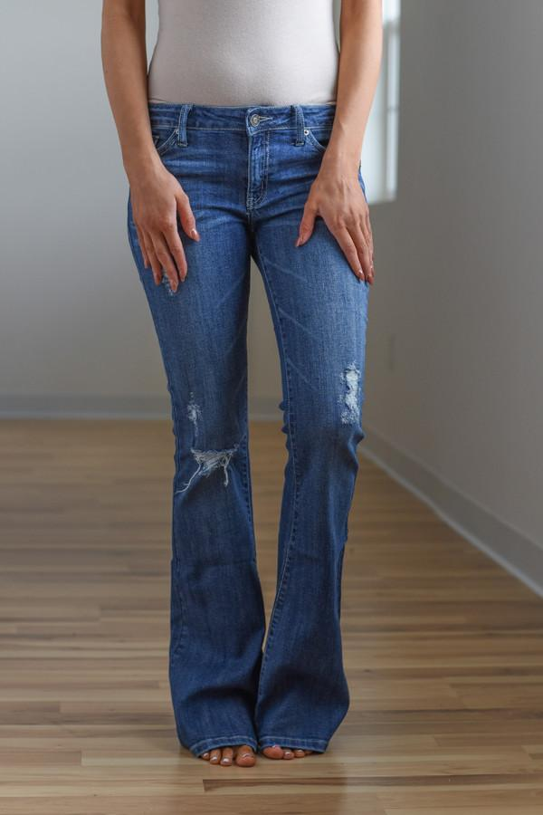 Kan Can Jeans ~ Faith Flare