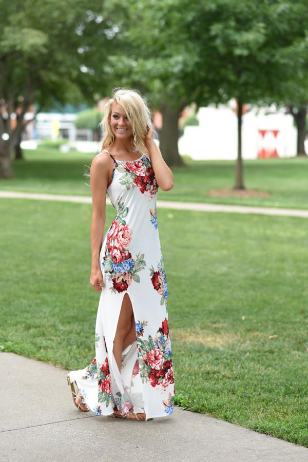 Love Letters Maxi Dress