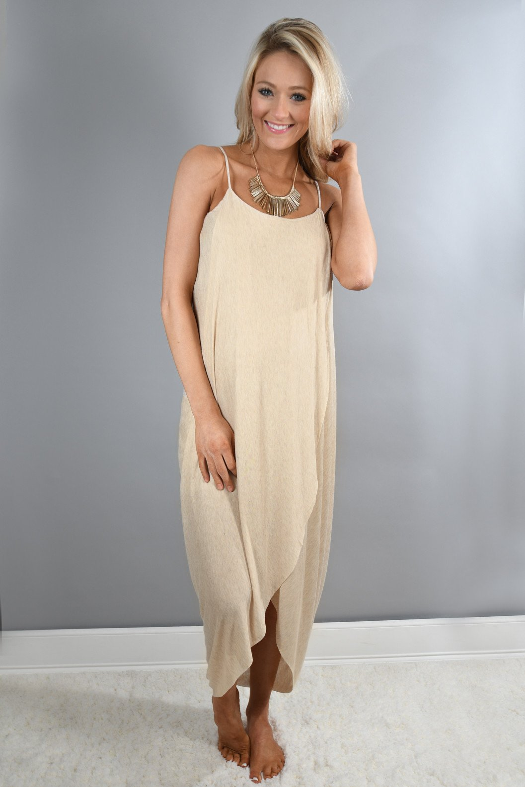Egyptian Goddess Maxi ~ Cream