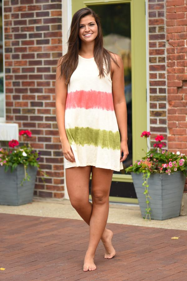 Watermelon Days Dress