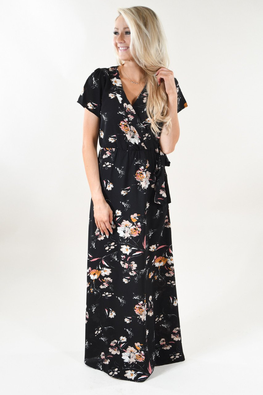 10e4c24a4ed Short Sleeve Summer Maxi Dresses