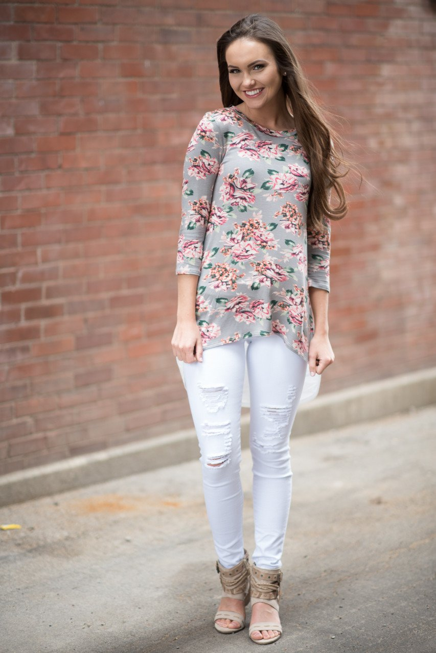 Floral Dreams ~ Ivory