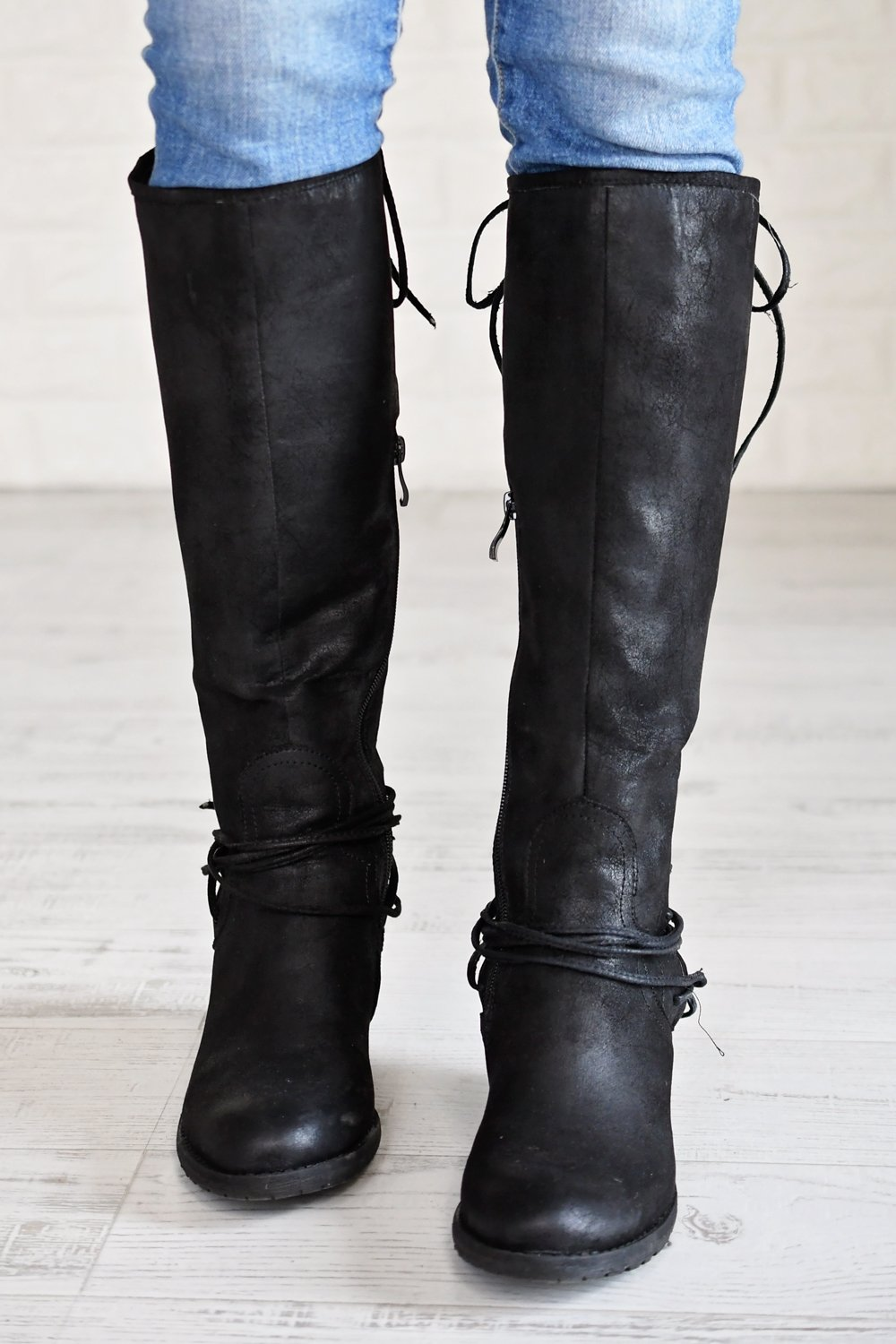 The Marcelina Boot ~ Black