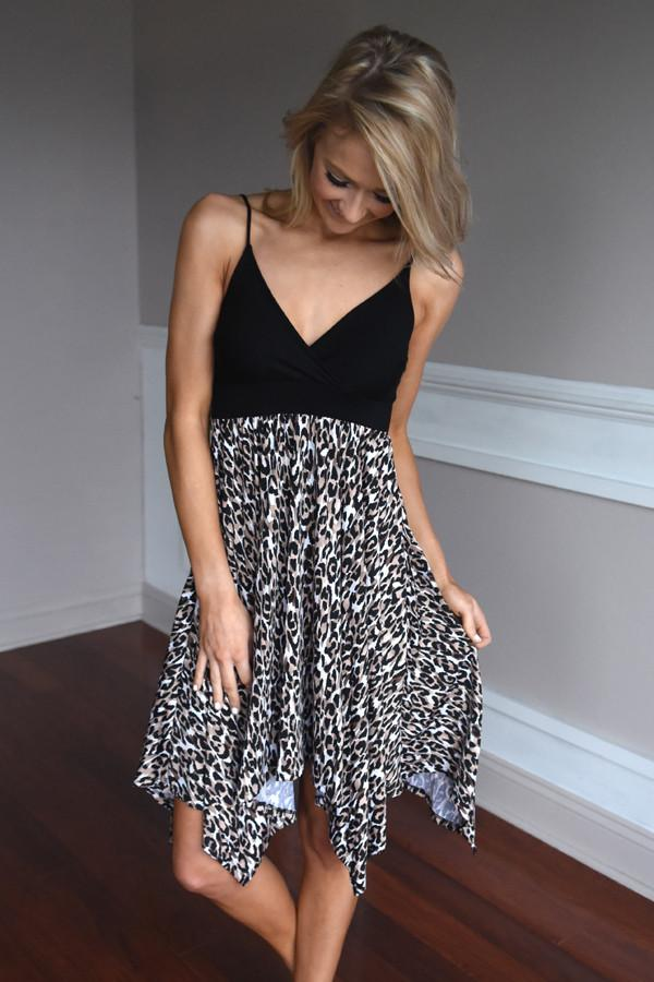 Leopard State of Mind Dress