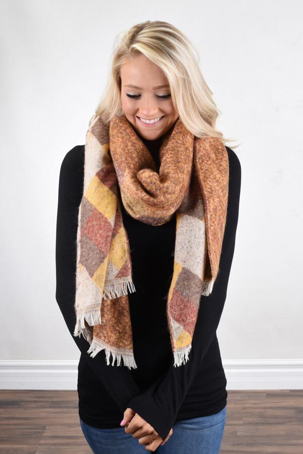 Setting Sun Table Runner Scarf