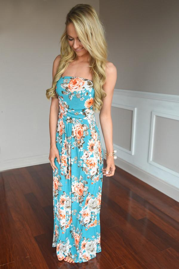 Once in a Blue Moon Maxi