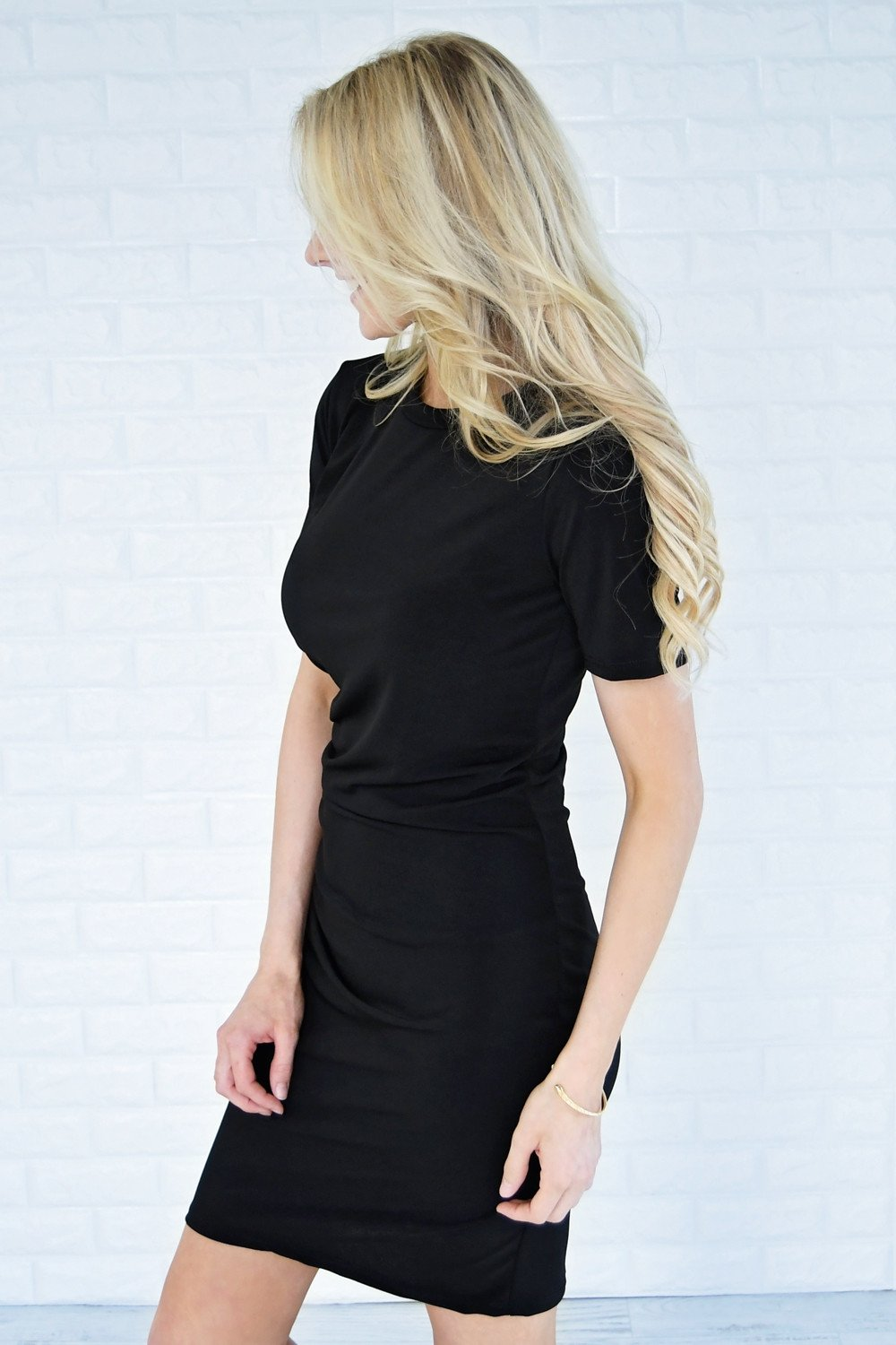 Secret Love Dress ~ Black
