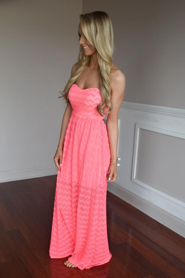 Beauty Queen Neon Maxi