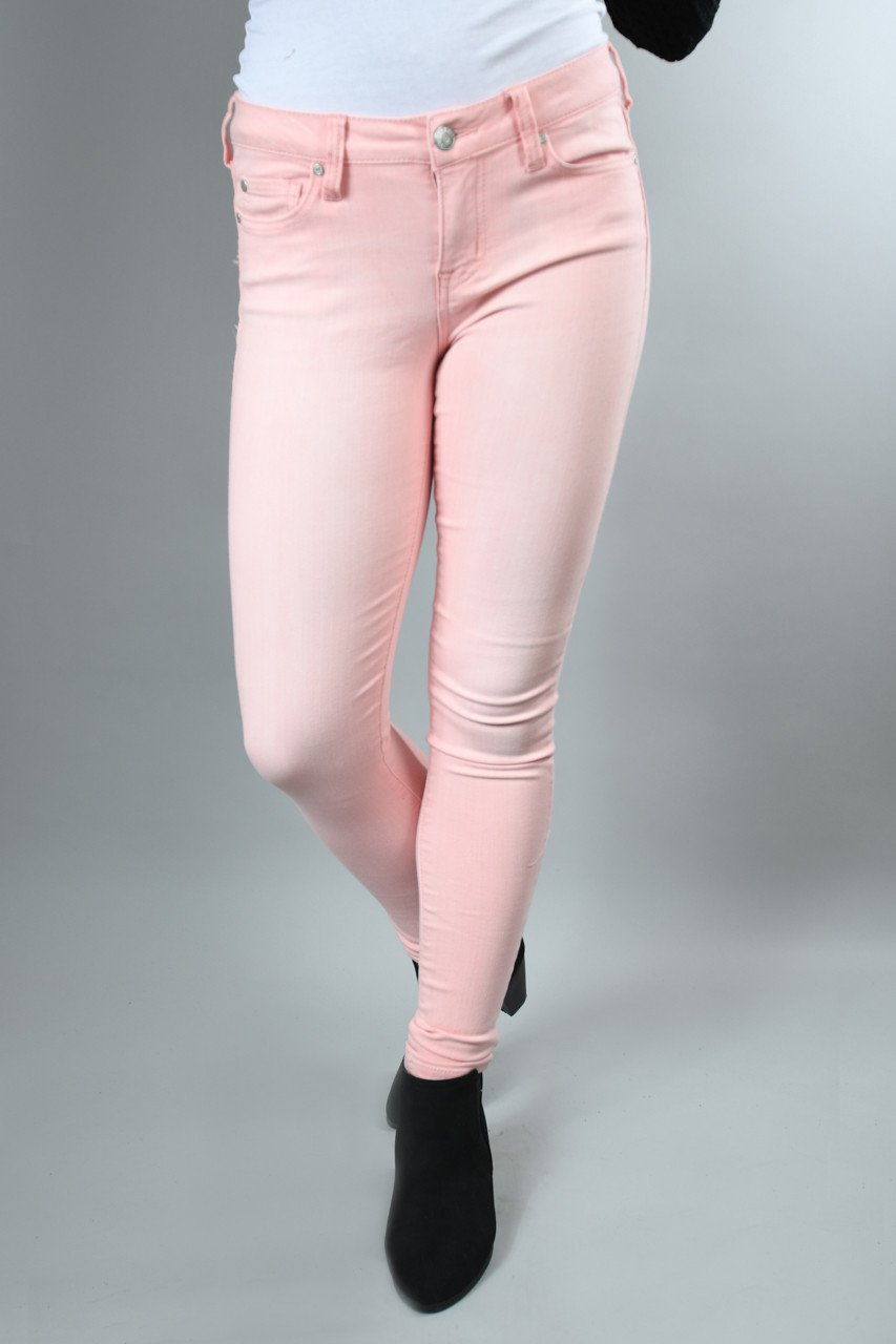 Light Pink Calypso Pants