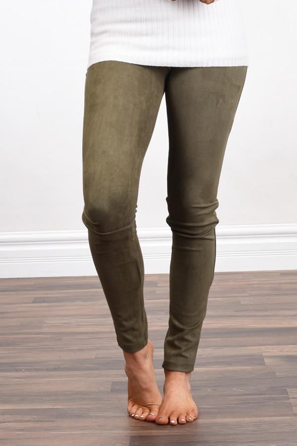 The Ultimate Pants ~ Olive