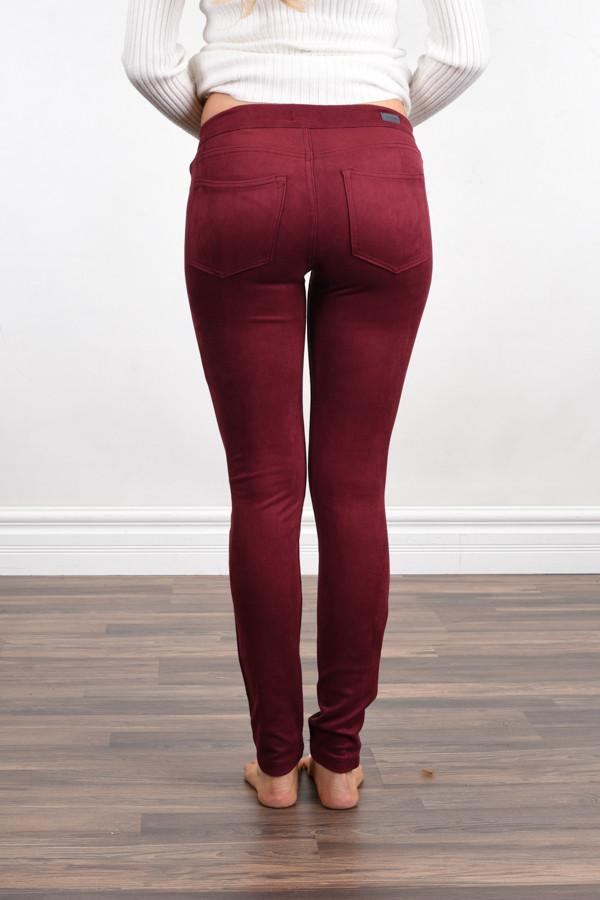 The Ultimate Pants ~ Red