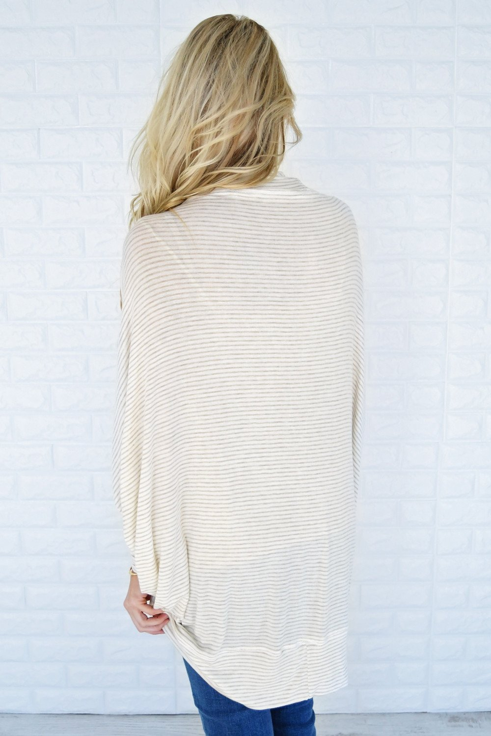 The Softest Summer Cardigan