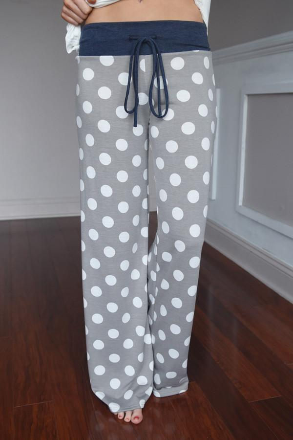 The Perfect Pj's ~ Navy