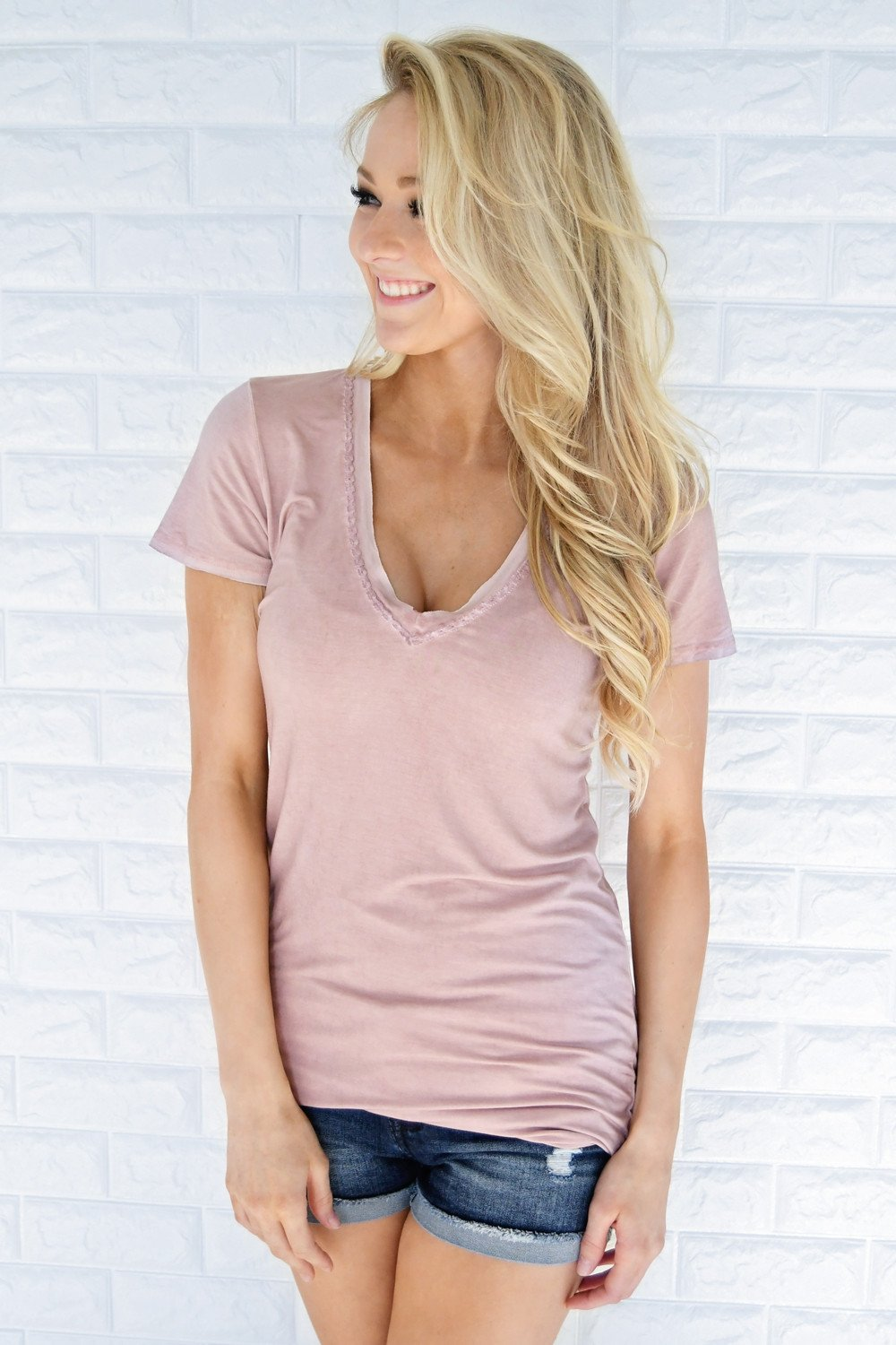 On Cloud Pink Top