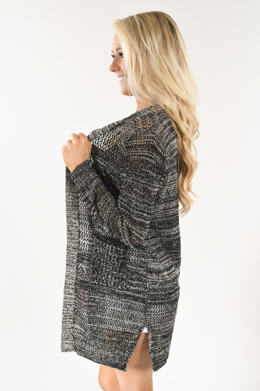 Cool Nights Cardigan
