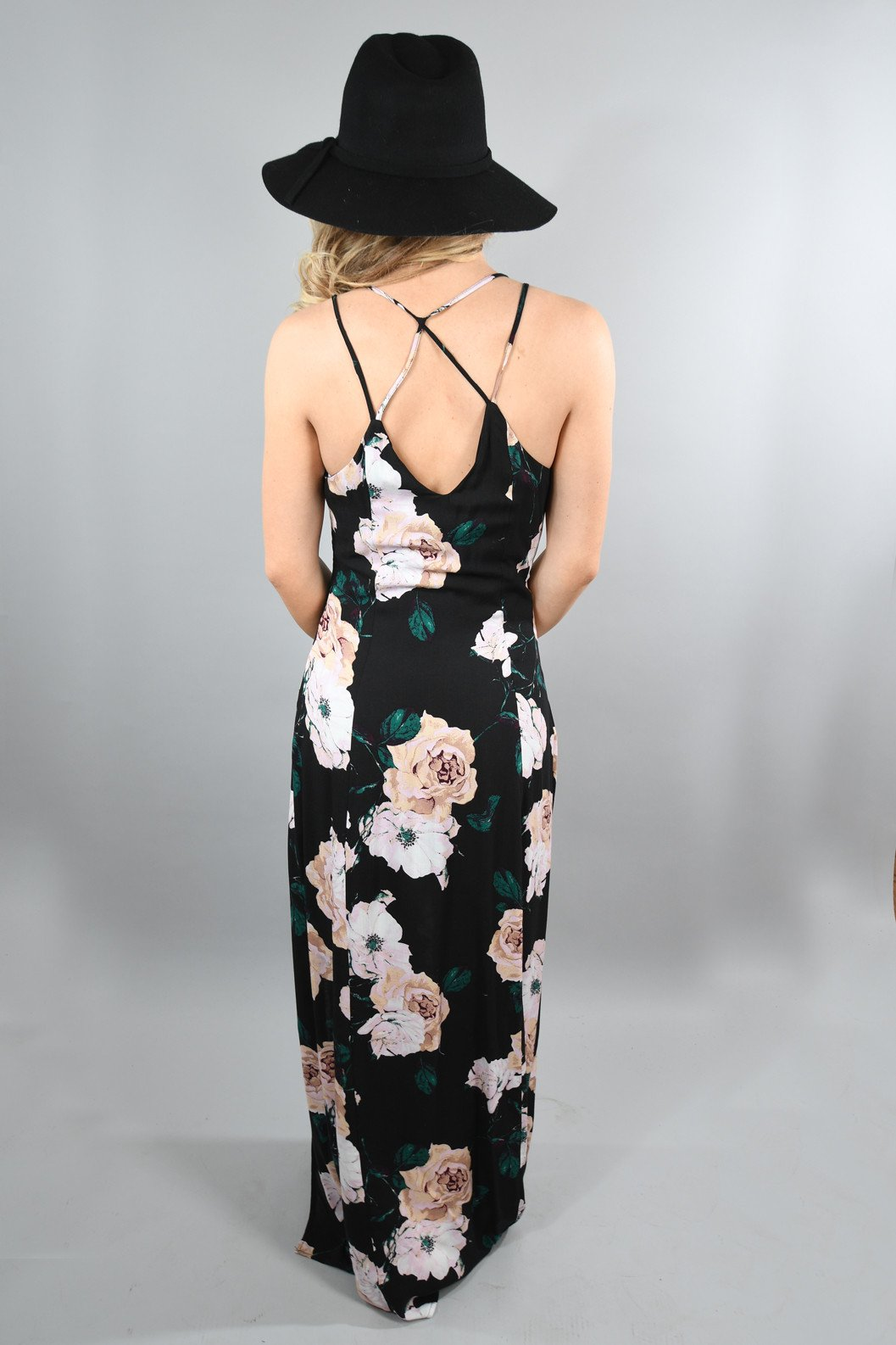 Dream a Dream of Me Maxi Dress