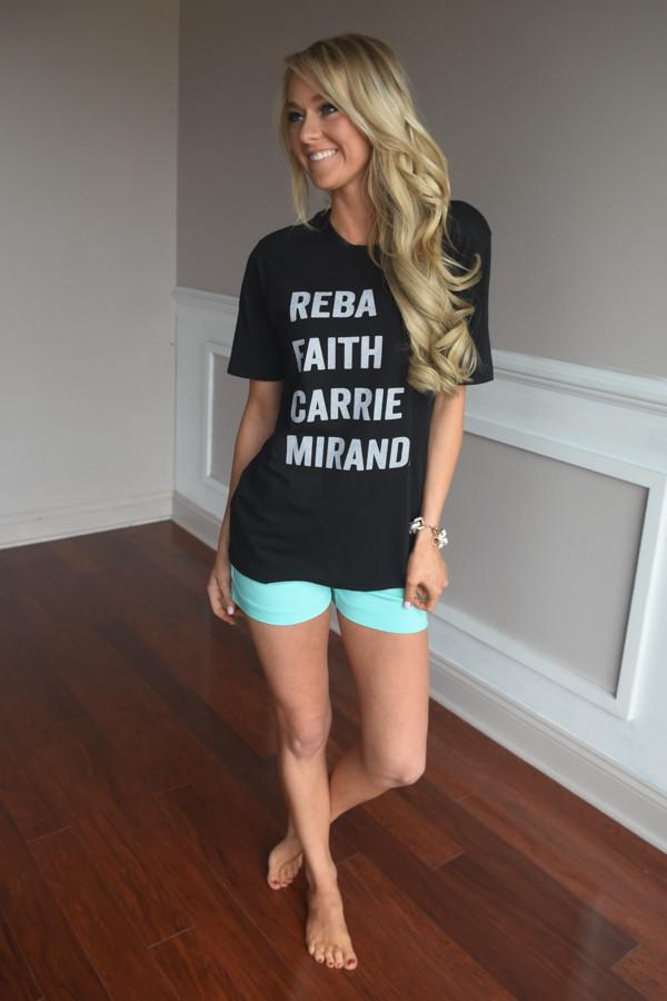 Country Love Tee ~ Gals