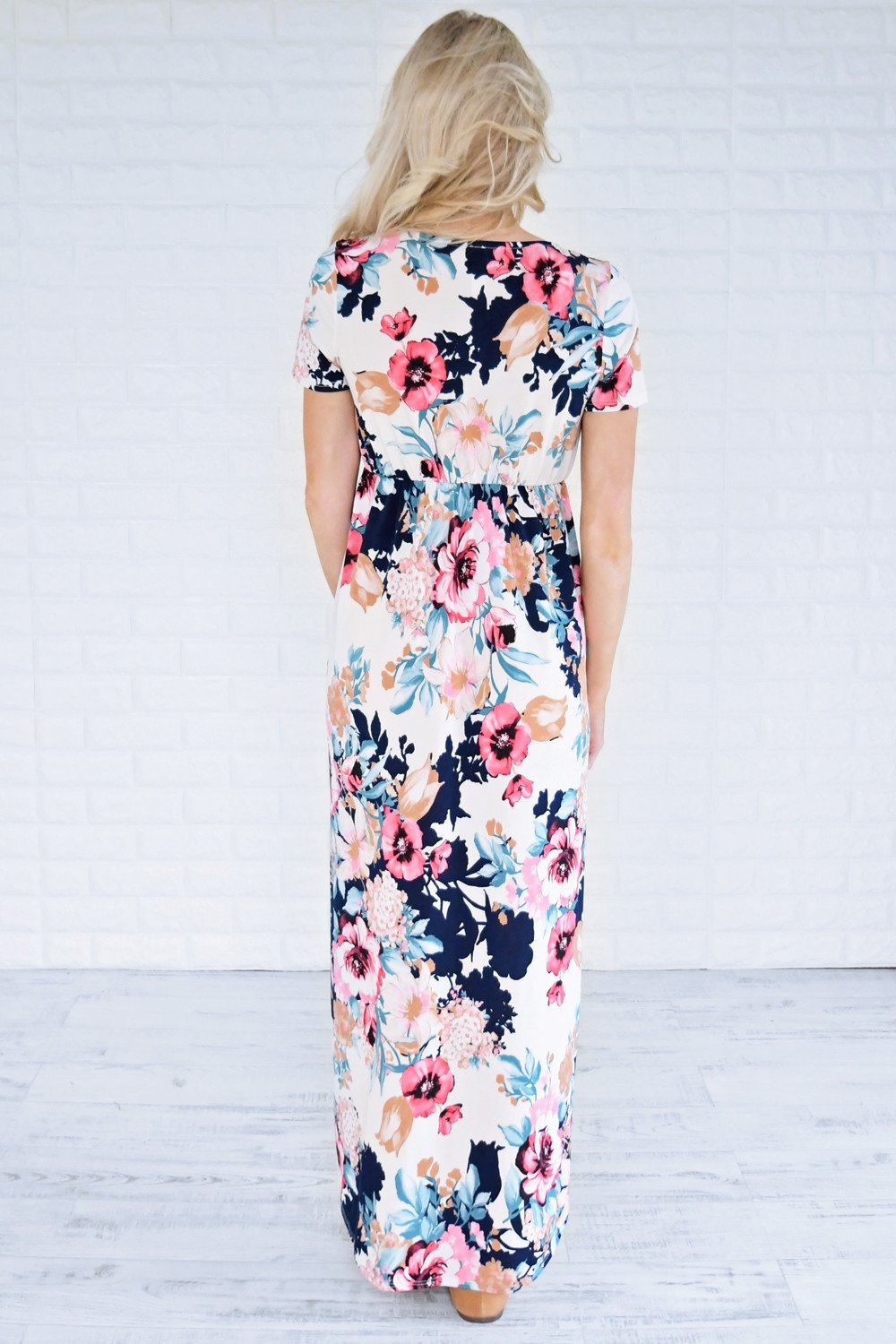 Timeout in the Tropics Maxi Dress