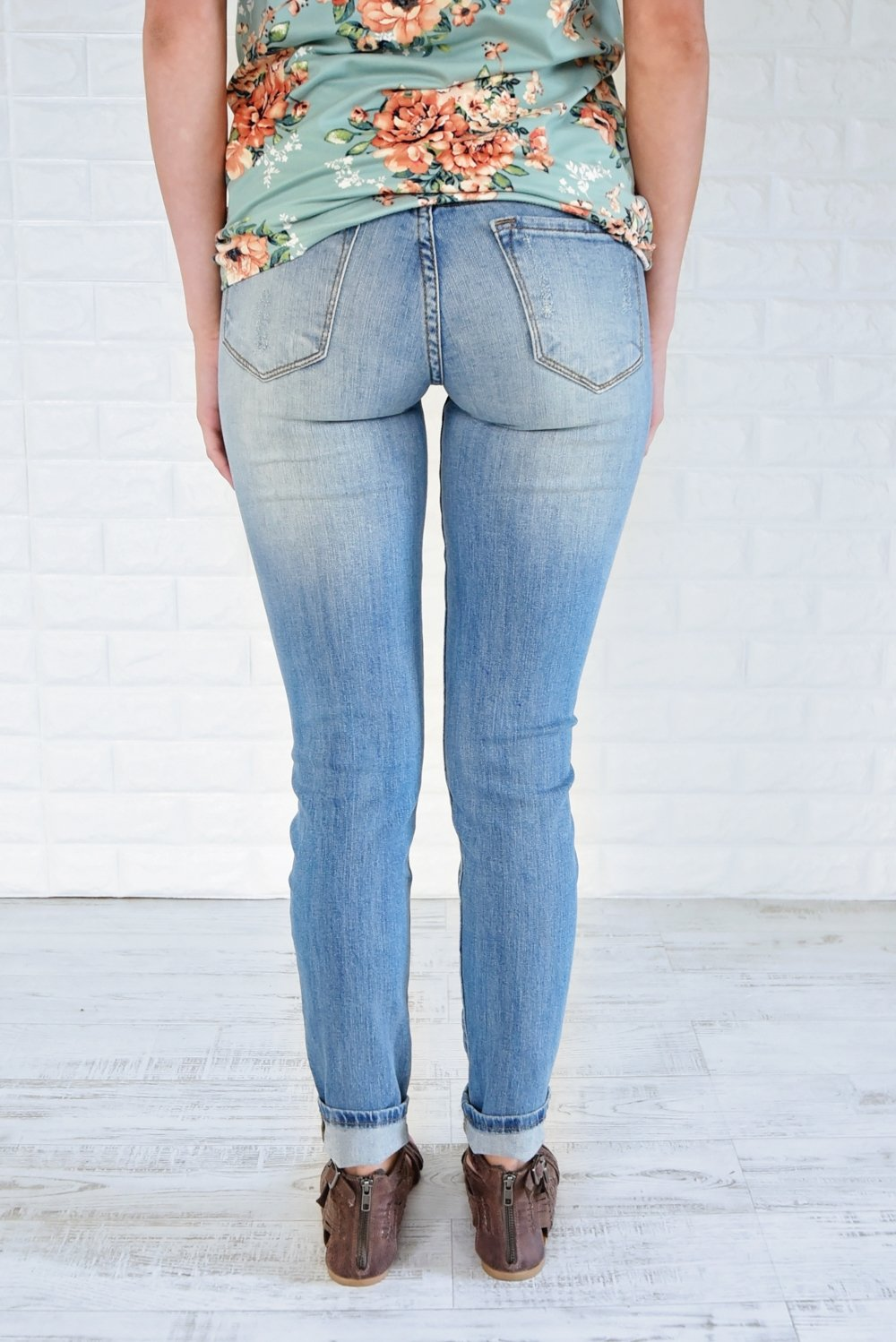 Kan Can Jeans ~ Abigail Wash