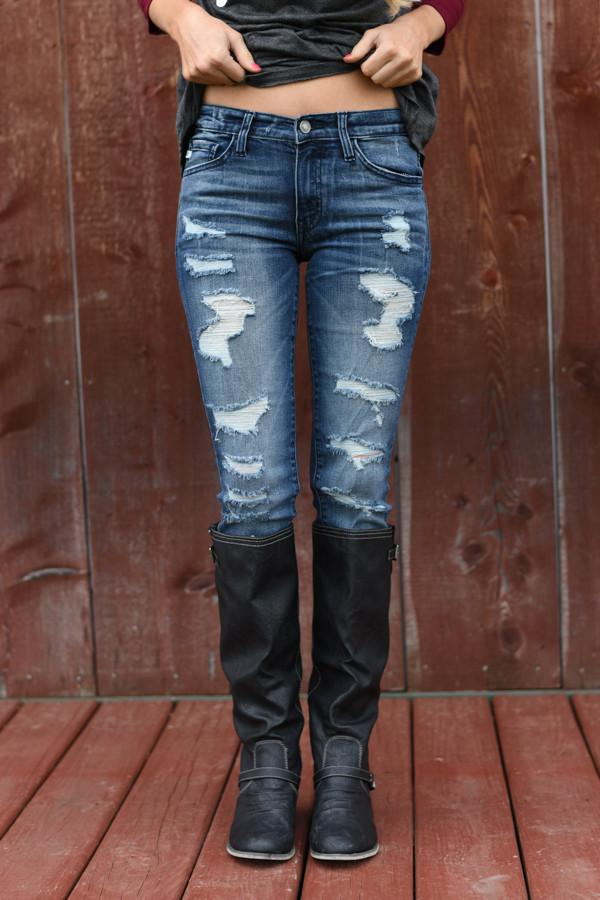 Kan Can Jeans ~ Bethany Wash