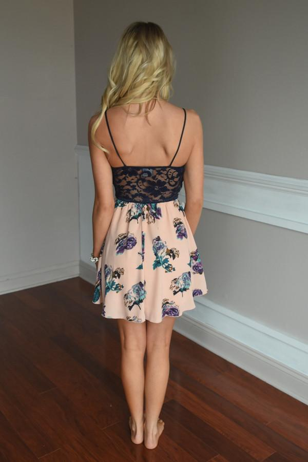 Stop & Smell the Flowers Dress