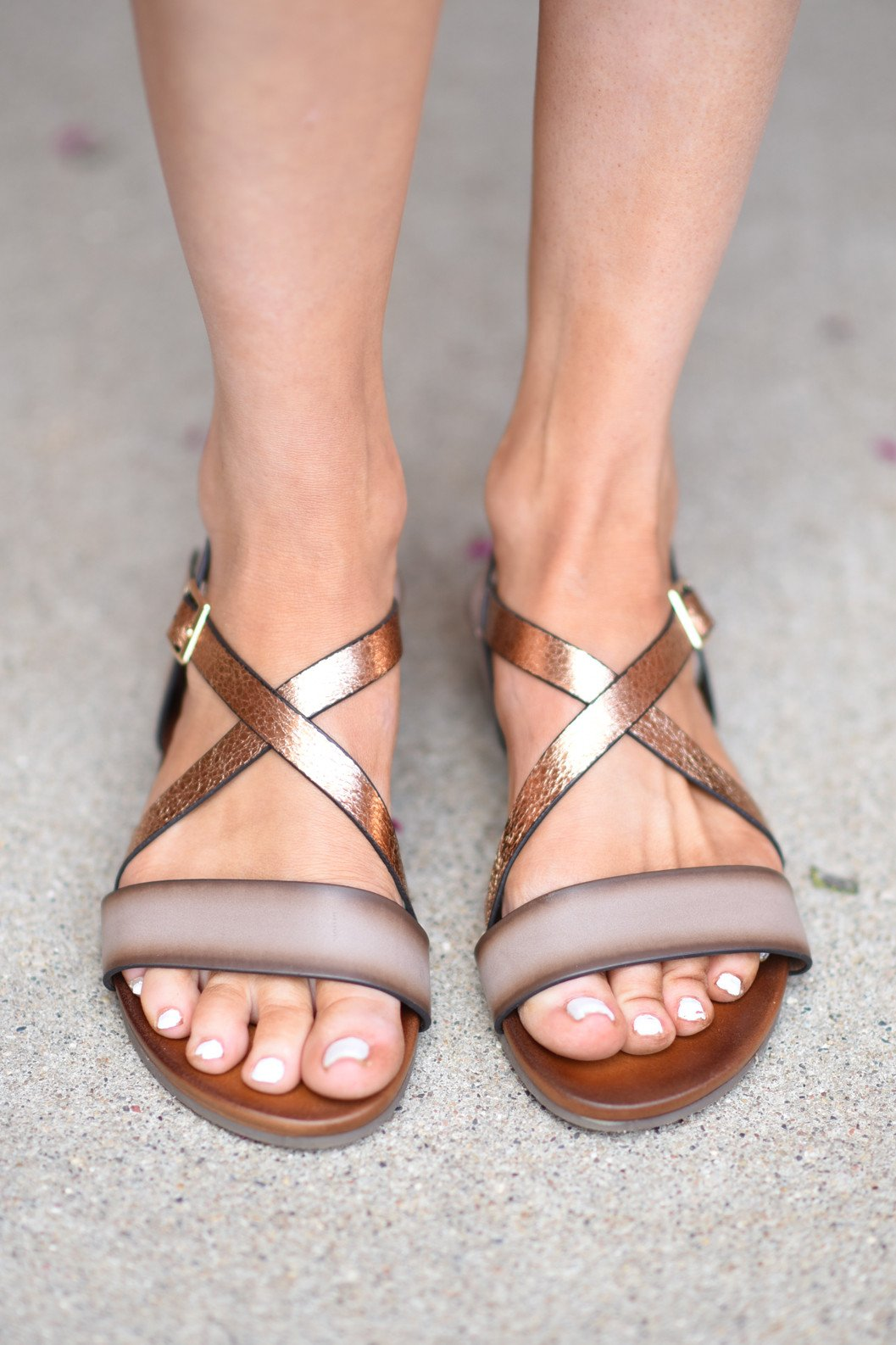 Not Rated Sandals - Novara Taupe
