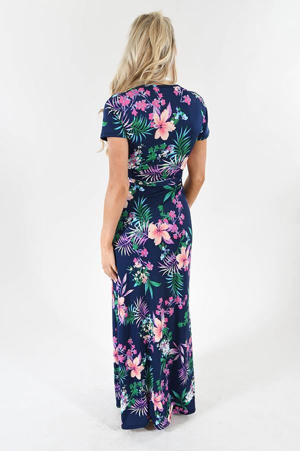 Way Down in Kokomo Maxi Dress