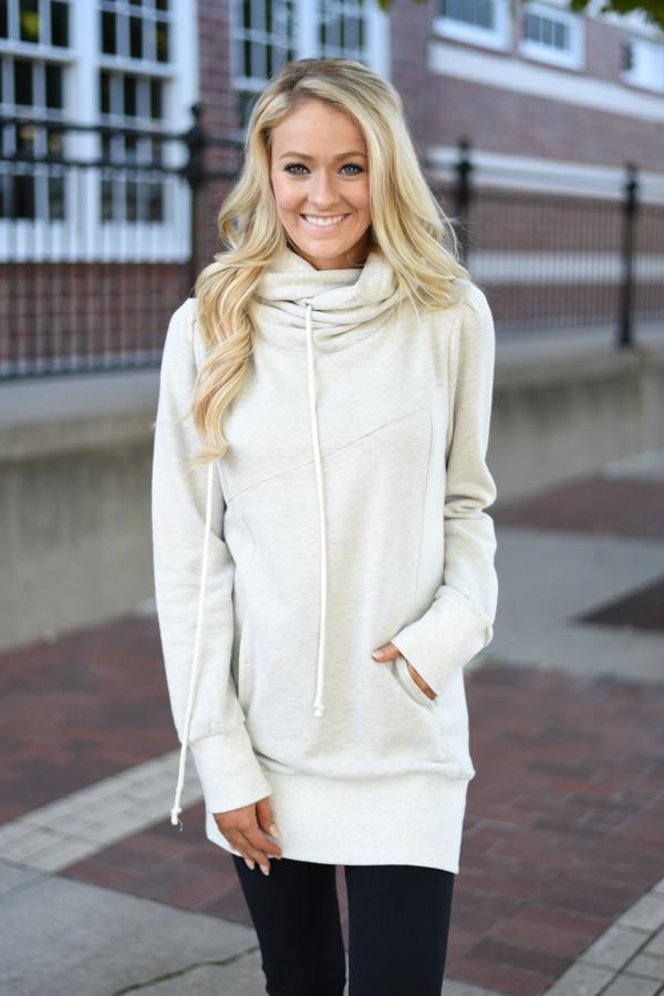 Peace of Mind Sweater Top