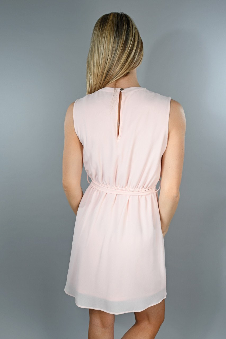 Make Me Blush Dress