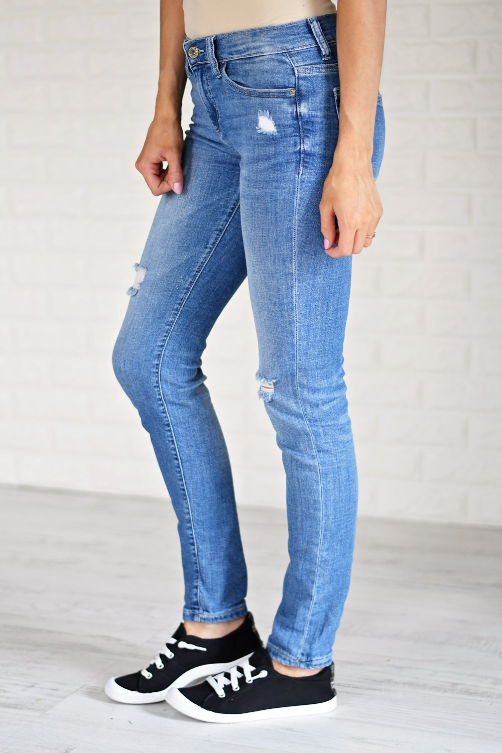 Sneak Peek ~ Kacey Wash Boyfriend Jeans