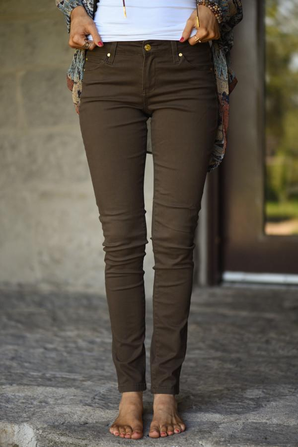 Calypso Pants ~ Brown