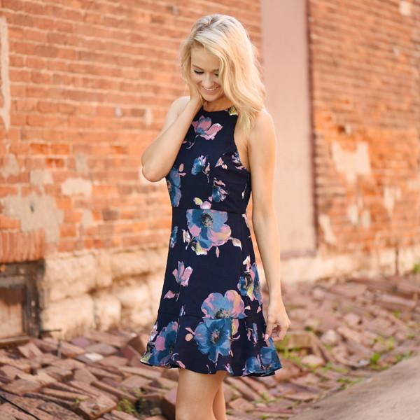 Call Me Darling Dress - Floral