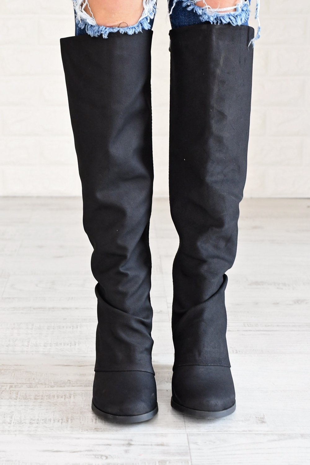 Dundee Boots ~ Black