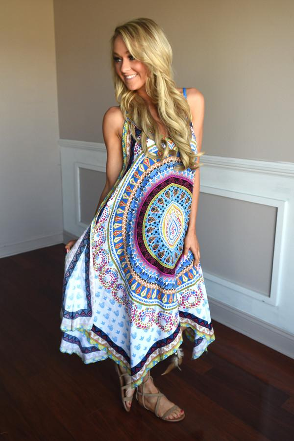 Party on the Beach Maxi