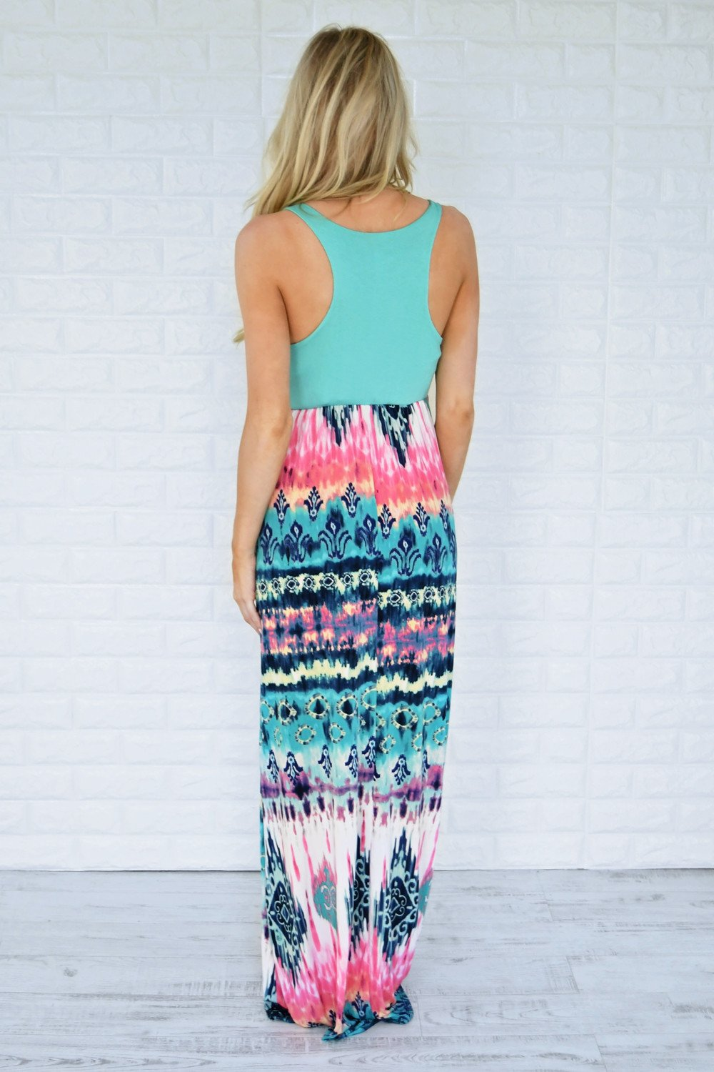 Life of the Party Maxi Dress