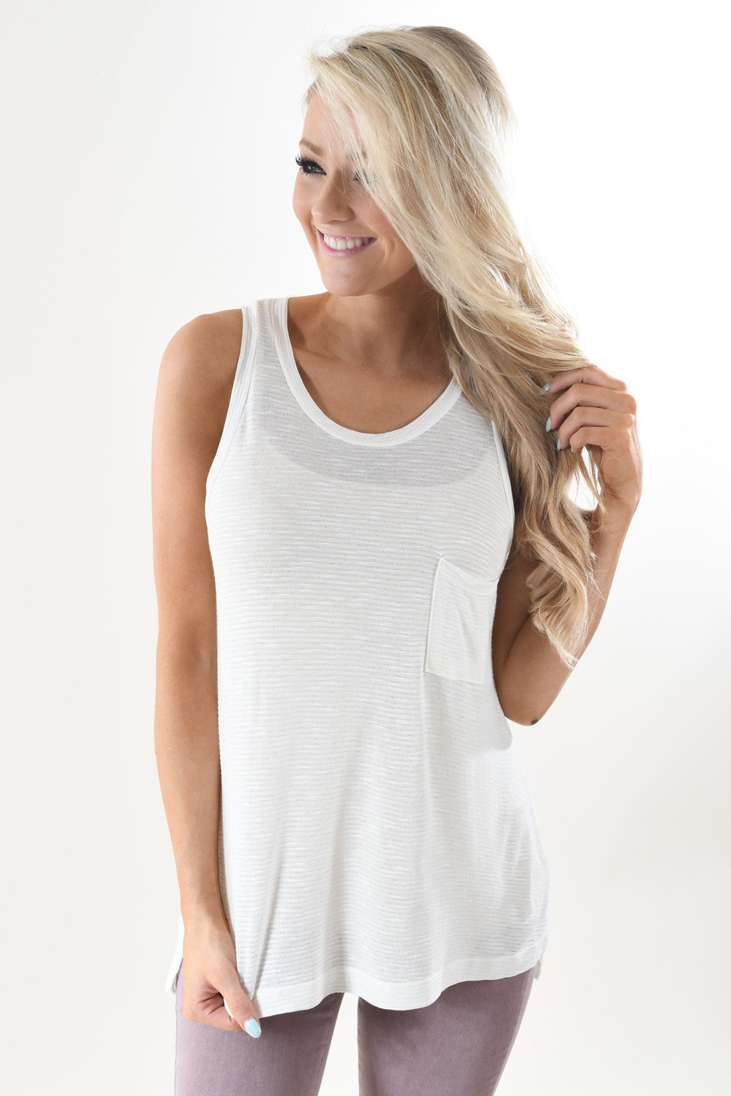 Summertime Dreaming Tank Top