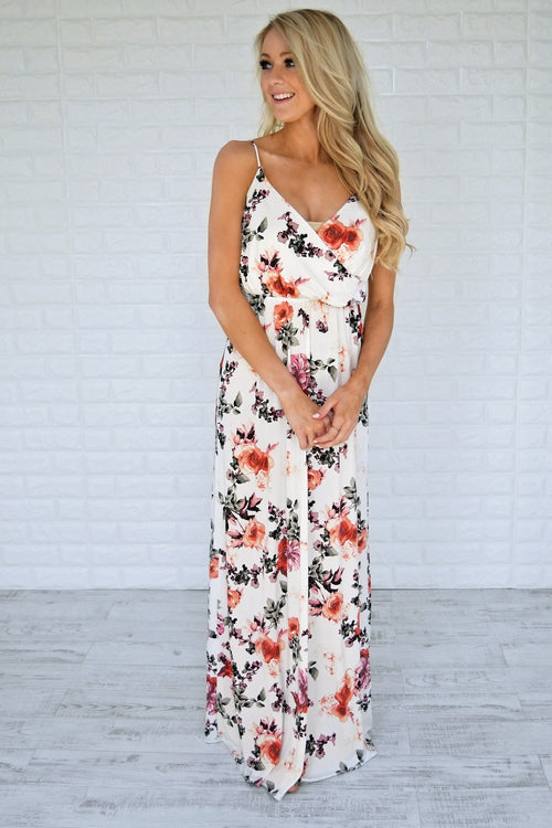 This is the Moment Maxi Dress